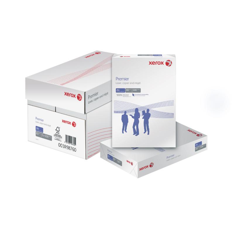 Koopiapaber Xerox Premier A4 80g/m2