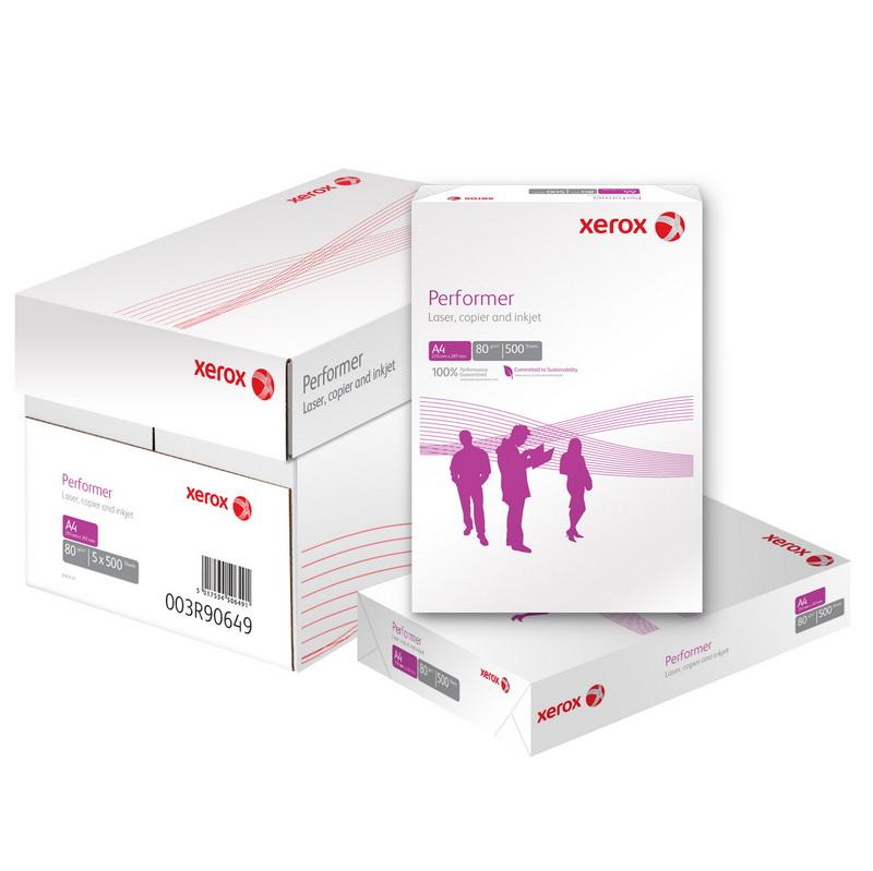 Koopiapaber XEROX PERFORMER A4 80g/m2