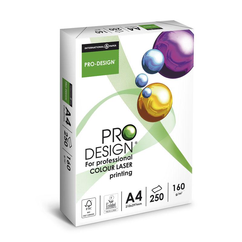 Koopiapaber PRO DESIGN A4 160g/m2