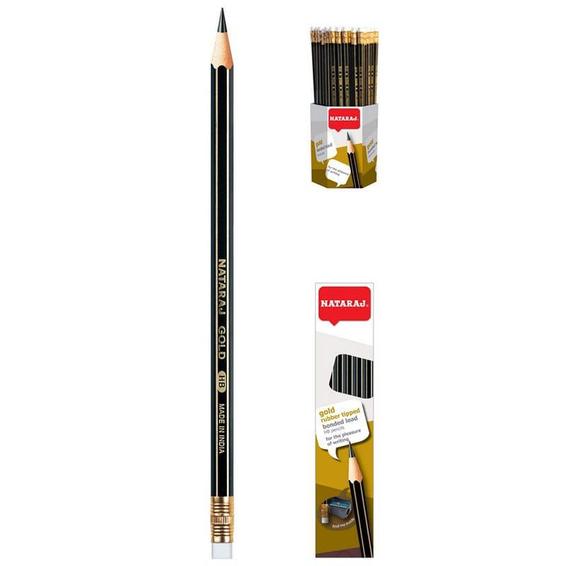 Harilik pliiats Nataraj Gold