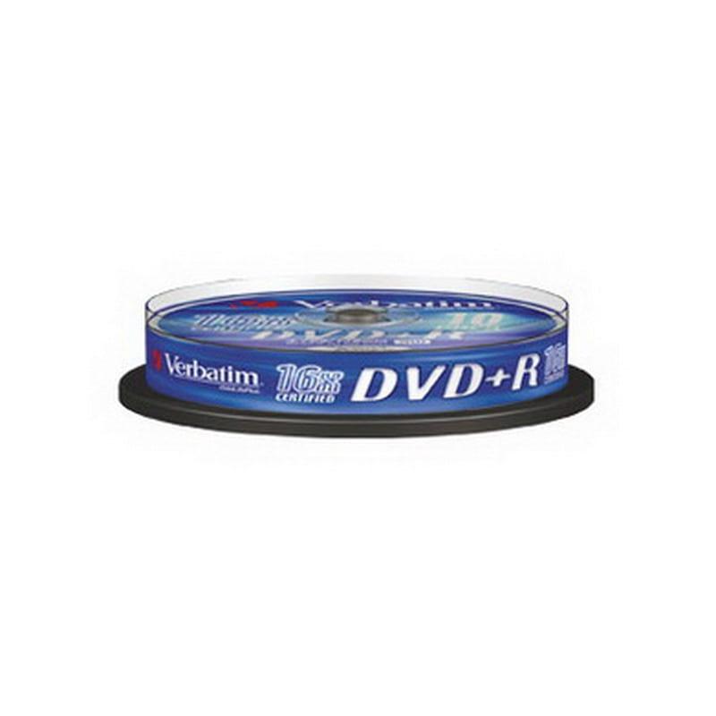 DVD+R Verbatim 4