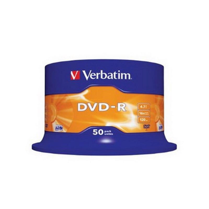 DVD-R Verbatim 16x 4