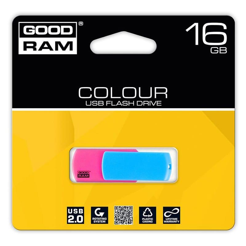 Mälupulk Goodram Colour Mix 16GB USB 2.0