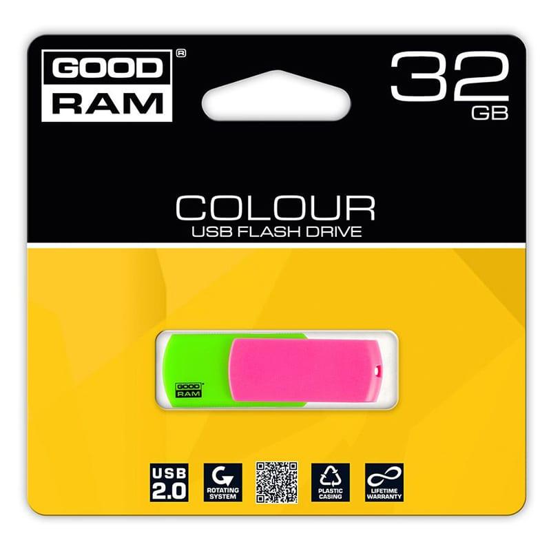 Mälupulk Goodram Colour Mix 32GB USB 2.0