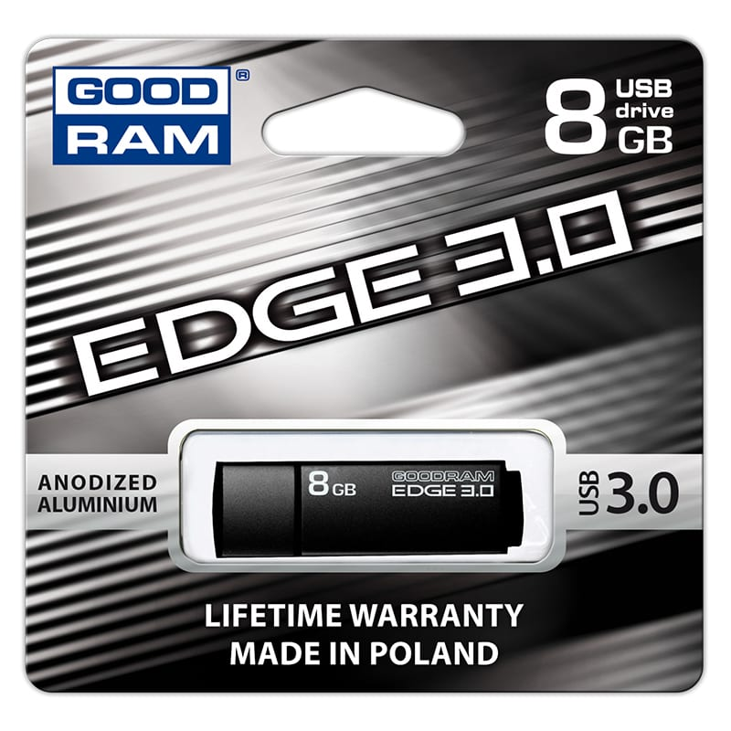 Mälupulk GOODRAM Edge 8GB