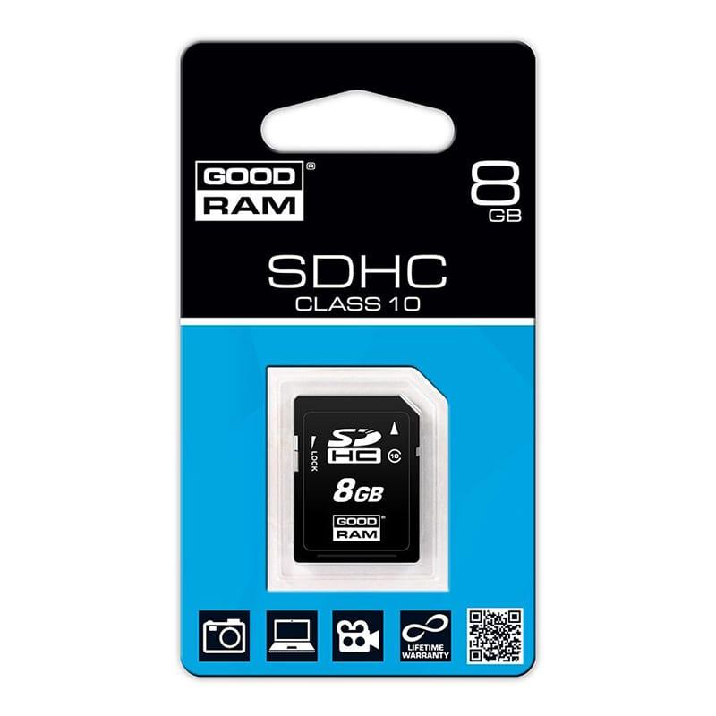 Mälukaart GOODRAM MicroSDHC UHS 1