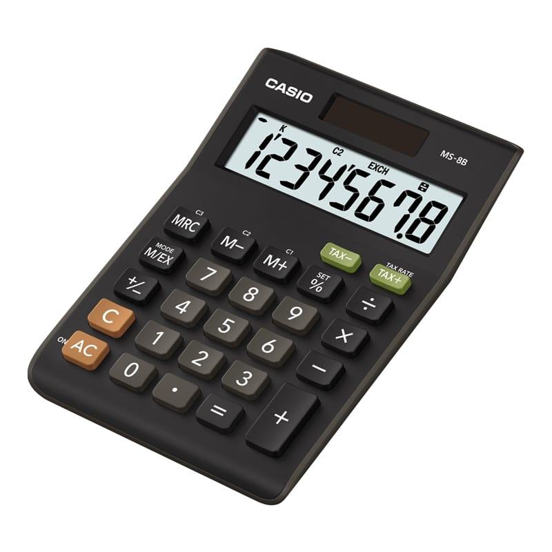 Kalkulaator CASIO MS-8B