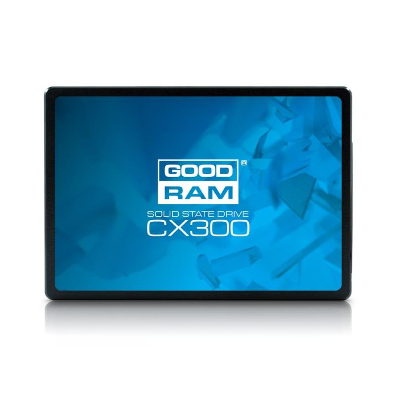 Kõvaketas GOODRAM SSD CX300 120GB SATA3 2
