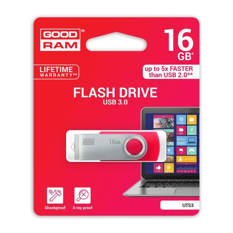 Mälupulk Goodram 16Gb USB 3.0 UTS3