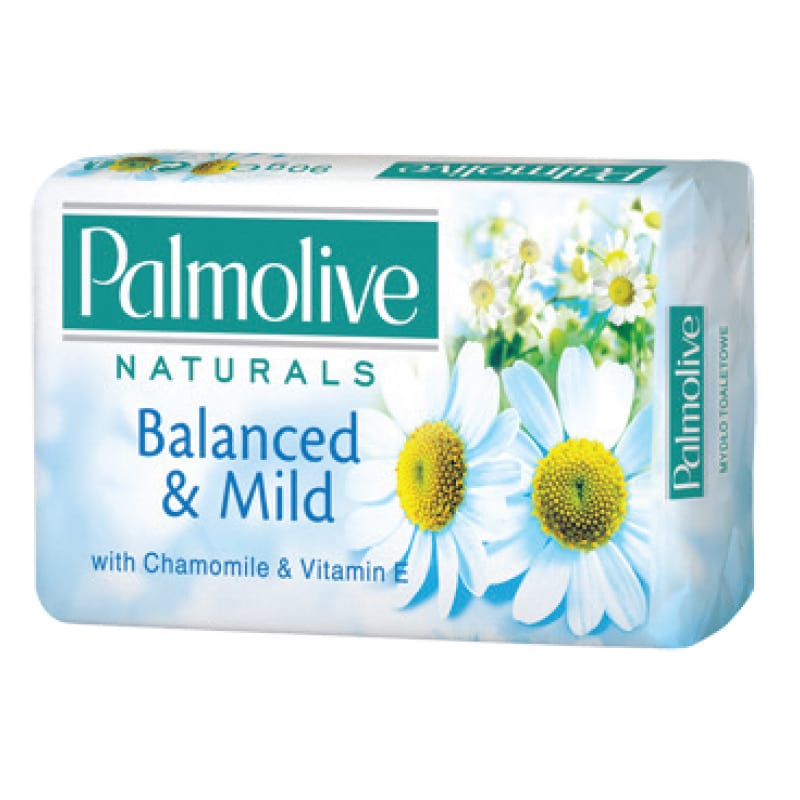 Tualettseep Palmolive Chamomile & Vitamins 90g