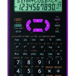 c78fc580c2d *Koolikalkulaator Sharp EL-531XHPK roosa